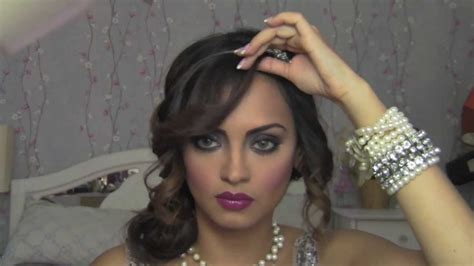 do it yourself hairstyles gatsby you tube the great gatsby inspired 1920 s flapper girl hair part 2