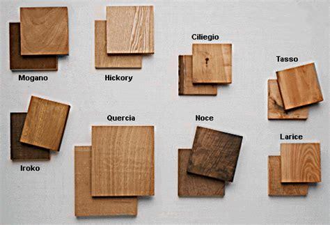 diversi tipi di legno il legno le varie tipologie di legno