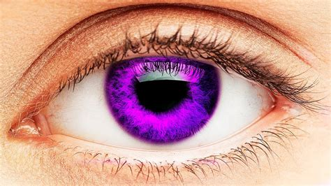 rarest color 7 eye colors can