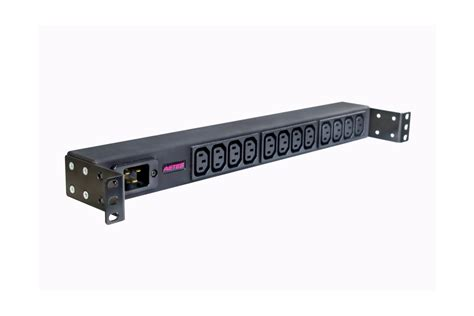 Rack Pdu basic rack pdu aetes rugged series 16a basic pdu 1u 0u
