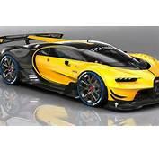 2015 Bugatti Vision Gran Turismo HD Pictures For PC Desktop
