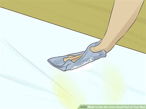 how to get pee smell out of bed how to get the urine smell out of your bed 11 steps