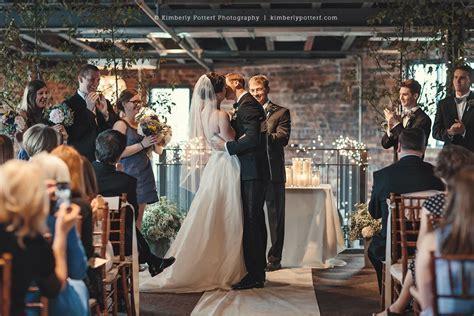 Wedding at Dock 580 / Downtown Columbus, Ohio Wedding