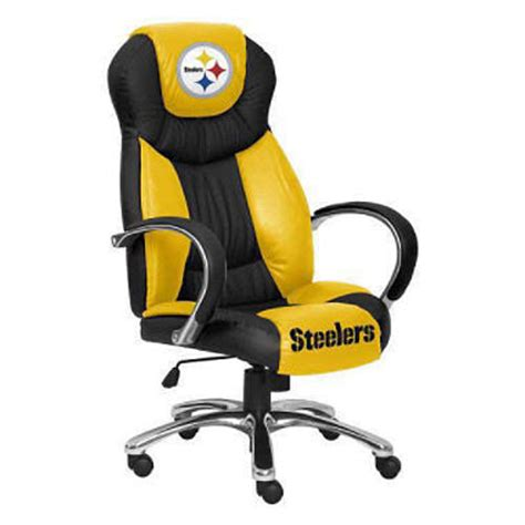 nfl team office chair pittsburgh steelers sam s club