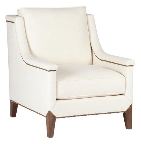 nailhead armchair liam hollywood regency deco nailhead arm chair kathy kuo home