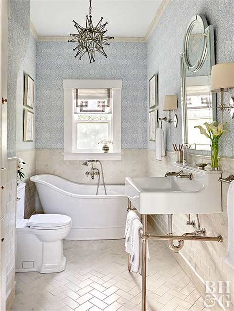 traditional bathroom decor ideas