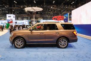 Ford Expedition 2018 Ford Expedition Look Review Bigger But Lighter