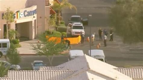 day care las vegas shooting in las vegas day care parking lot kills 2 adults hurts aol news
