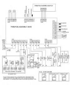 kenmore elite 795 circuit diagram refrigerator troubleshooting schematics
