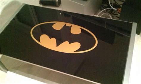 Batman Coffee Table Vinilo De Batman Para Mesa Batman Vinyl For Coffee Table Vinyl Silhouettecameo Mis