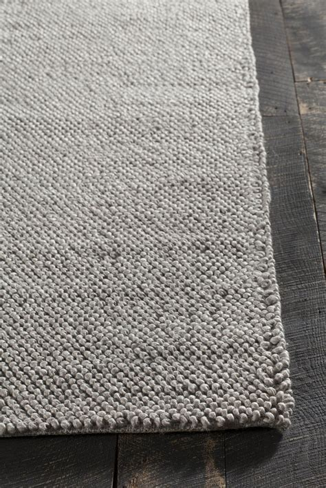 grey woven rug burton collection woven area rug in grey design by chandra rugs burke decor