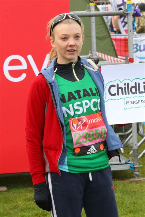 natalie dormer marathon trands natalie dormer at the money