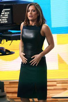 on gma shows ginger zee amy robach legs high heels ginger zee abc news meteorologist look at those legs