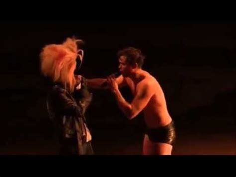andrew and the angry inch hedwig midnight radio andrew rannells lena hall hedwig and
