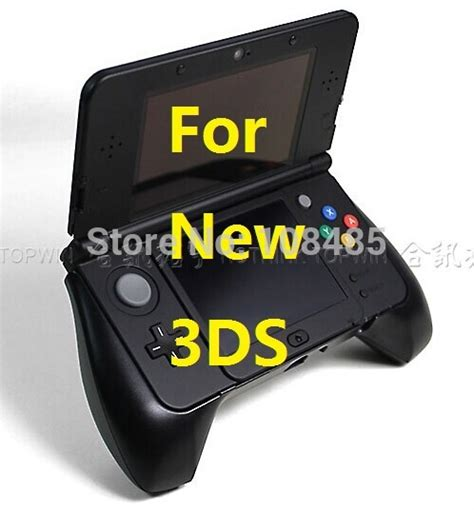 New 3ds Xl Handgrip By Bekasigame 3ds grip promotion shop for promotional 3ds grip