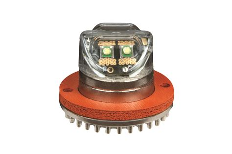Ecco 9011a Amber Hide A Led Led Flashing Warning Light For Hiding Led Lights