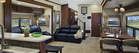 Top Quality Kitchen Cabinets by Luxury Travel Trailers Our Top 6 Picks