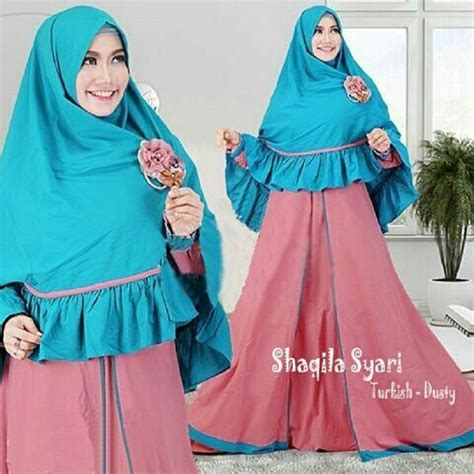 Best Seller Gamis Syari Fatiah Dusty Baju Gamis 17 best images about beautiful modest clothing on muslim niqab and eid