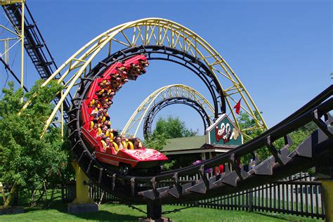 Theme Park Blog | silverwood theme park it s all fun games and then some