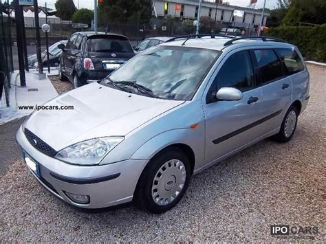 Atmosphere Ford by 2003 Ford Focus Sw Atmosphere 1 8 Tdci 100cv Car Photo