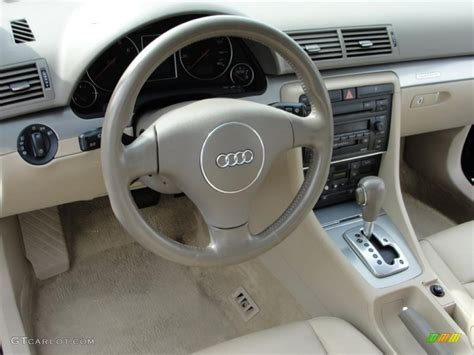 2004 Audi A4 Interior by 2004 Audi A4 1 8t Quattro Sedan Interior Photo 47362760