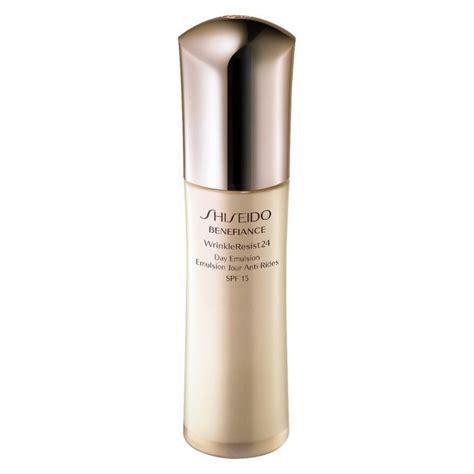 Shiseido Benefiance shiseido benefiance wrinkleresist 24 day emulsion spf 15