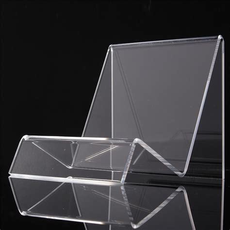 Harga Clear Resin acrylic tablet stand reviews shopping acrylic