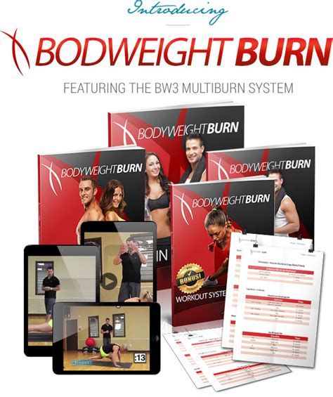 burning workouts book bundle books bodyweight burn system review does adam steer bodyweight