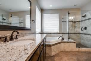 Bathroom Makeover Ideas On A Budget Master Bathroom Pictures Dfw Improved 972 377 7600