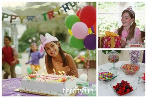 themes for 13th girl birthday parties 13th birthday party ideas for girls thriftyfun