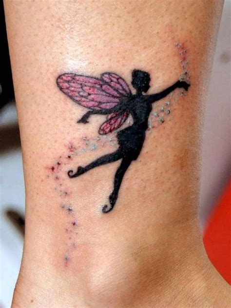 pixie dust tattoo designs 55 silhouette tattoos collection
