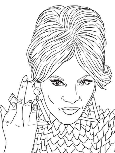 beyonce coloring book quot evolution of beyonce quot coloring book is the way to