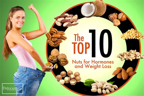 4 weight loss hormones the top 10 nuts for hormones and weight loss