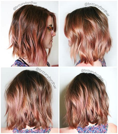 35  New Balayage Short Hair   Short Hairstyles 2016