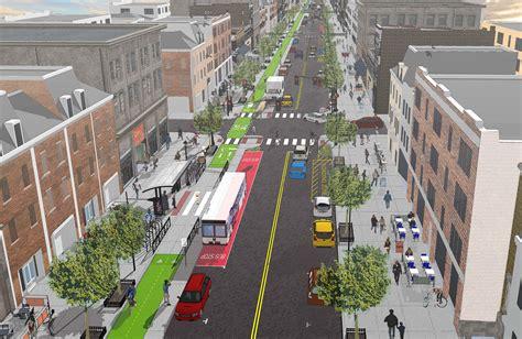 home design stores hoboken washington street corridor complete street redesign