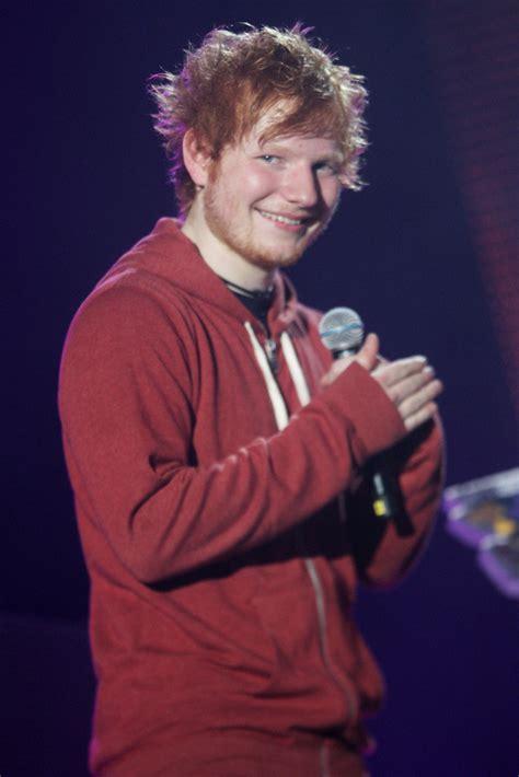 ed sheeran one ed sheeran photos photos bbc radio 1 teen awards show