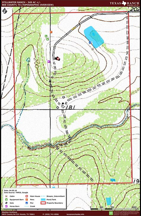 map of beeville ranch for sale 349 acres ranch real estate in bee