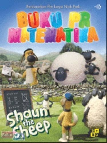 Shaun The Sheep Buku Pr Sains bukukita shaun the sheep buku pr matematika