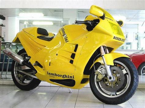 Lamborghini Motorcycle For Sale Lamborghini Design 90 Motorcycle For Sale Autoevolution