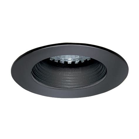 led cabinet recessed black baffle black trim 12 volt