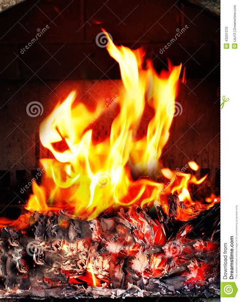 close up fireplace fire in fireplace stock photo image 43201370