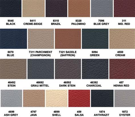Vinyl Upholstery Dye Mercedes Benz 1996 2002 Sl300 Sl500 Sl600 R129 German