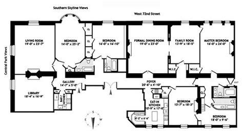 the dakota floor plan face down the dakota co op board and win this apartment