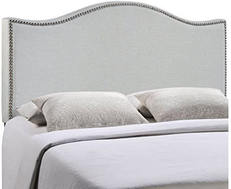 White Studded Headboard by 23 Upholstered Headboards For King Size Beds Skillet