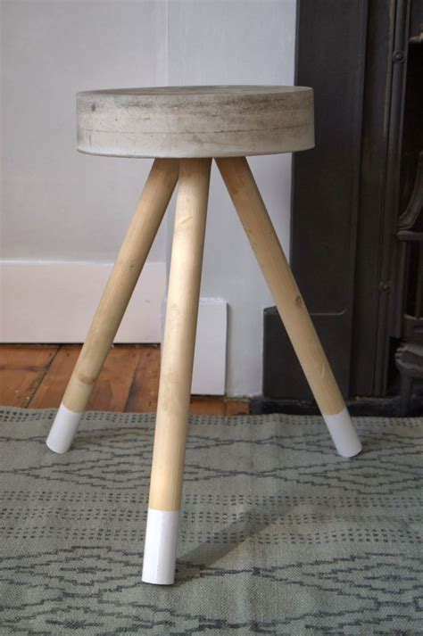 Concrete Stool Diy by Nostalgiecat Concrete Stool Diy Diy