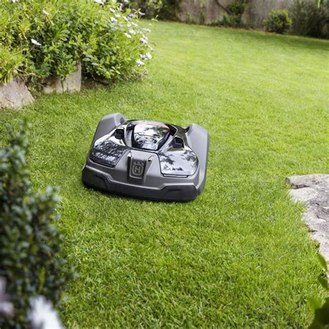 Robot Tondeuse 152 by Best Selling Robotic Lawn Mower Large Lawns Commercial Grade