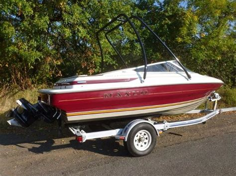 boats for sale vancouver maxum boats for sale in vancouver washington