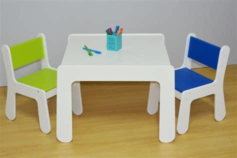 mesa con silla infantil mesa y sillas infantil decokummel elo7