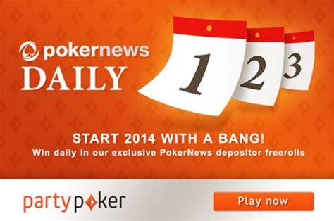 Free Money To Win - hurry up only 8 days left to win free money at partypoker pokernews
