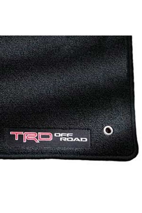 Toyota Tacoma Trd Floor Mats by New 2007 2011 Toyota Tacoma Cab Carpeted Trd Floor